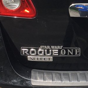 Rogue One Vinyl Decal for Nissan Rogue picture