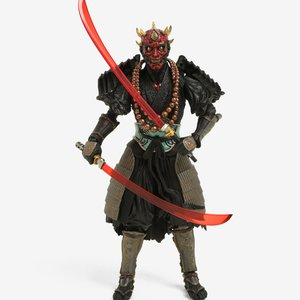 Samurai Darth Maul Action Figure picture