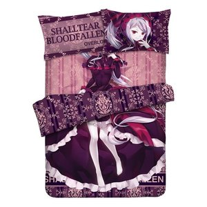 Shalltear Bloodfallen bedding sheet picture
