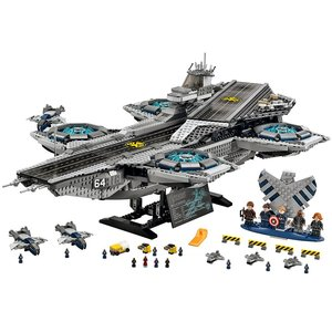SHIELD Helicarrier - LEGO Marvel Super Heroes picture