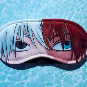 Shoto Todoroki sleeping mask picture