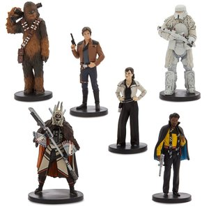 Solo: A Star Wars Story Figures Play Set picture
