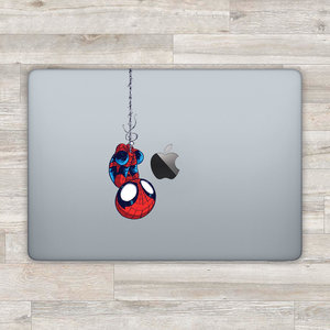 Spiderman MacBook Decal picture