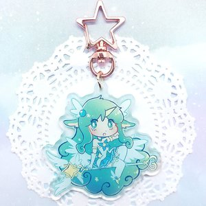 Star Guardian Glitter Charm: Soraka picture