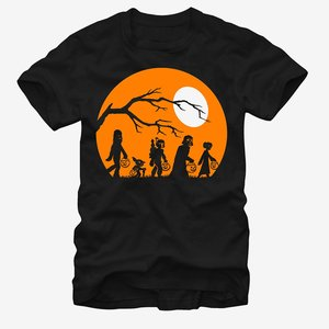 Star Wars Characters Trick or Treat T-Shirt picture