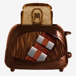 Star Wars Chewbacca Toaster picture