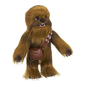 Star Wars Chewie Interactive Plush Toy picture
