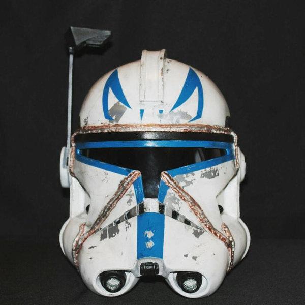 Star Wars Clone Trooper Phase Ii Capitan Rex Helmet Geek Beholder