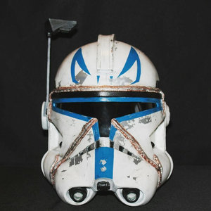 Star Wars Clone Trooper Phase II Capitan Rex Helmet picture
