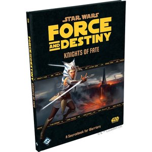 Star Wars: Force and Destiny Knights of Fate picture