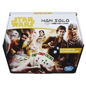Star Wars: Han Solo Card Game picture