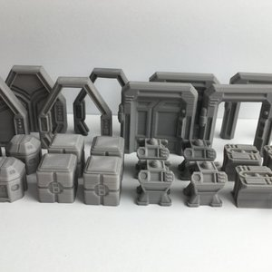Star Wars Imperial Assault Tokens – Full Set picture