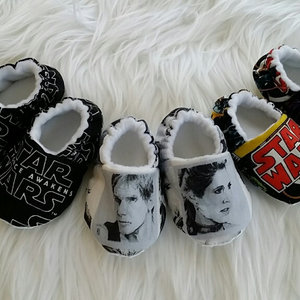 Star Wars Kid's Slippers picture