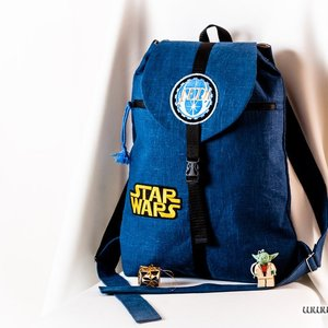 Star Wars Linen Daypack picture