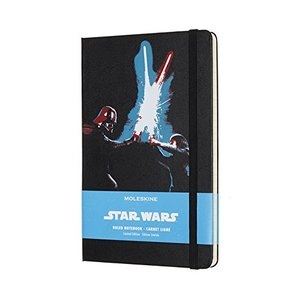 Star Wars Moleskine Lightsaber Duel Limited Edition picture