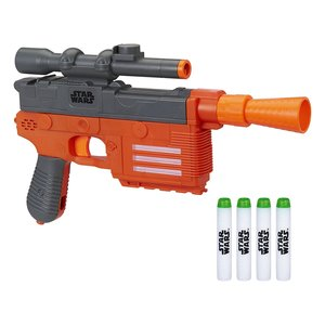 Star Wars Nerf Han Solo Blaster picture