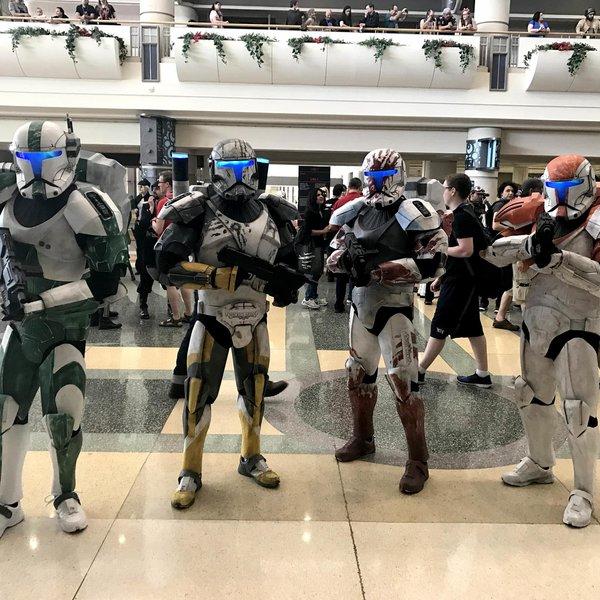 Storm Trooper Armor From Star Wars Republic Commando Geek Beholder
