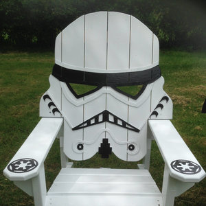 Storm Trooper Chair picture