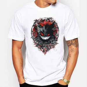 Stylized Gengar t-shirt picture