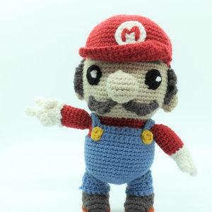 Super Mario Amigurumi picture