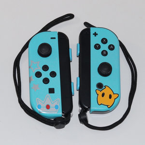 Super Mario Galaxy, Rosalina & Luma Custom joy-con picture