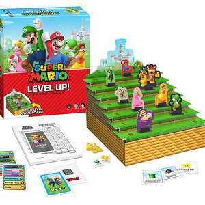 Super Mario Level Up Boardgame picture