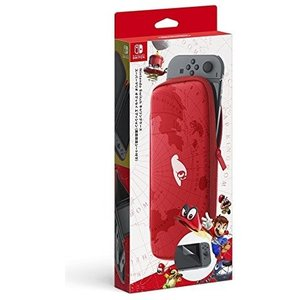 Super Mario Odyssey Nintendo Switch Case picture