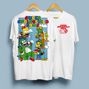 Super Springfield Bros T-Shirt picture