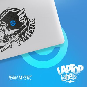 Team Mystic MacBook Decal picture