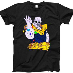 Thanos Bae - Avengers Infinity War t-shirt picture