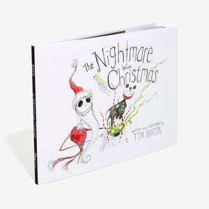 The Nightmare Before Christmas 20th Anniversary Book picture