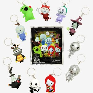 The Nightmare Before Christmas Figural Key Chain picture