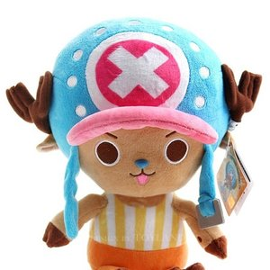 Tony Chopper stuffed plush doll picture