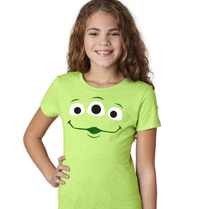 Toy Story Aliens girls t-shirt picture