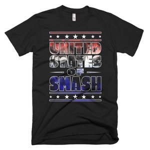 United States of Smash T-Shirt picture