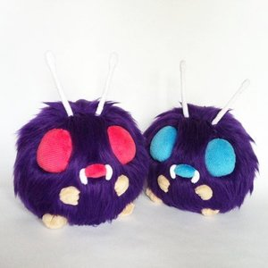 Venonat Pokemon Plush picture