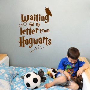 Waiting for my letter from Hogwarts vinyl decal picture