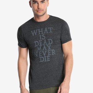 What is dead may never die T-Shirt picture